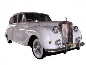Fully Restored Antique Princess Rolls Royce (4 Passengers)