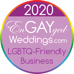 EnGAYged Weddings LGBTQ-Friendly